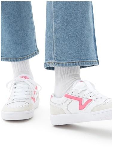 Vans Vans VN0A4TZY4GZ1 UA Lowland Beyaz Kadın Lifestyle Ayakkabı Beyaz